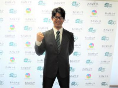 名大新潮流【番外編】名大経済学部生松田さんが中日ドラゴンズの育成選手に!!